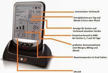 Ideen rund ums Haus / Überwache den Energieverbrauch und die Energiekosten eines Gebäudes in Echtzeit. Mit dem Online Dashboard werden die Energieverbrauchsdaten grafisch dargestellt und können jederzeit online abgerufen werden. www.smart-cost.de