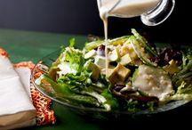 Salads, Veg, and Dressings
