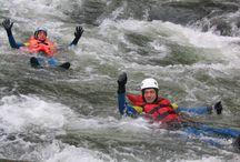 Turism şi aventură pe râurile din România / Foto: Romania Gorj Aventura