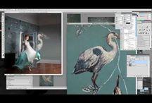 Graphic Design / making of