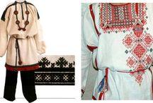 COSTUMING - Slavic, Russian, Kozacs,... / Visual for slavic inspired sewing