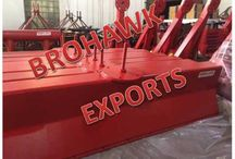 Agricultural equipment and implements