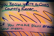 You know you're a CC runner...