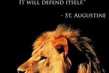 Be a F@$&!%g Lion!
