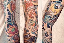 japanese tattoo wave