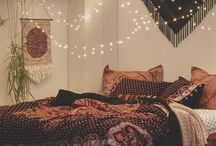 Ideas for Bedroom with fairy lighting /  Lighting Ideas for Your Bedroom