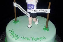 running cake decs