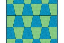 Baby and Kids / Looking for super cute baby and kids quilt patterns? Here's a BIG list of some of our favorite. We've also provided several FREE baby quilt patterns as well.