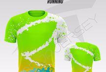 Jersey Running