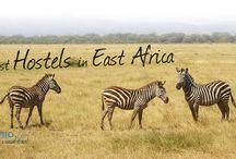 Best Hostels in East Africa