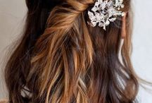Hairspiration / Chic hair styles to try