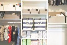Houseplans: bedroom closets