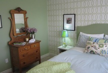 STENCILS I LOVE / Stencilling how tos and ideas. / by Lisa Dickner-Goulet, Interior Decorator