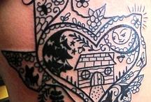 Tattoos / by Kristie Pittman