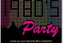 Shindigs: 80's Party