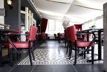 Project Koffiehuis / Cement tiles - Pictures of projects from our customers - Project Koffiehuis