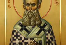 Άγιος Γρηγόριος- Saint Gregory
