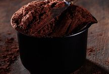 COCOA POWDER AND RAW COCOA NIBS