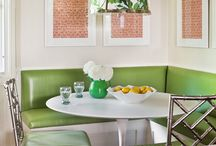 Comfy Coastal Cottage / Fun and Fab ideas for a family home by the beach!