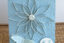 Card Making / Beautiful ideas for card making.