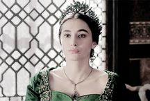 Turhan Hatice Sultan - Wspaniałe Stulecie Kosem / O Sułtance Turhan