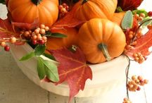 fall table decorations for luncheons