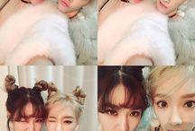 Taeny / Taeyeon & Tiffany