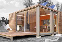 House Plans / eco houses