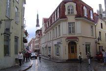 #TALLINN / Tallinn ciudad medieval de Estonia.