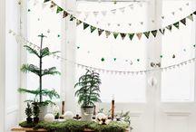 Das Haus weihnachtlich gestalten | Decorate your Home for Christmas