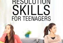 Conflict resolution for teenagers