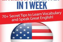 How to speak English fluently in 1 week