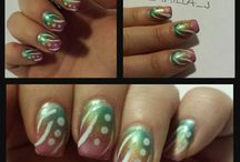 ..:: Crative Corner ::.. / Things made by me: nail art designs, jewelry etc