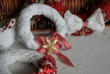 Boże Narodzenie wianek