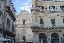 Martina Franca / Martina Franca - a Baroque town of Puglia