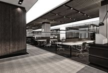 SMART PLAZA OFFICE / Type: Conceptual // Office Size: 800 sqm // Location: Kavacık // İstanbul  Year: 2013