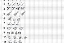 como diseñar dibujos uñas