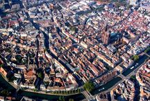 Aerial view / Strasbourg