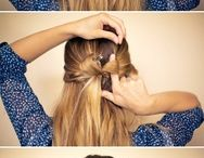Michaelas (g)rad hair