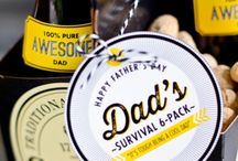 Father's Day DIY Gifts / What's better than a handmade gift to make Dad feel special?  This Father's Day craft one of these DIY gifts!  http://cr8.lv/DIYFathersDay / by CreativeLive