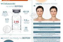 Infografiki / Ciekawostki ze świata urody i medycyny estetycznej. Ważne fakty, opisy zabiegów.