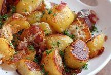 πατατες φουρνου