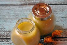 home-made salves