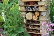 Insect Hotel / Bug Hotel