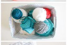 Sewing: Fabric Baskets
