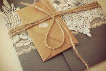 Csomagolás, dekoráció