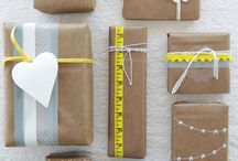 DIY _ wrappes & packages / by Roberta Radaelli
