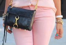 Look avec un pantalon rose