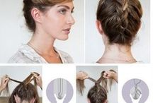 Hair try this / by Beth Beverly