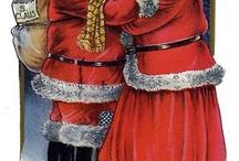 Santa / by Donna Vaughn